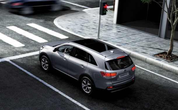2016 Kia Sorento Upper View