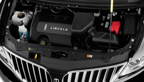2016 Lincoln MKX engine
