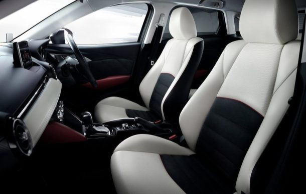 2015 Mazda CX-3 Interior Side View Front