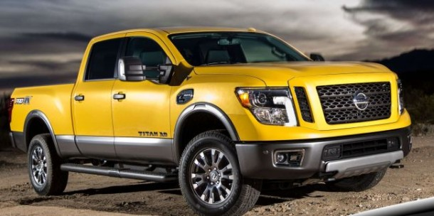 2016 Nissan Titan review