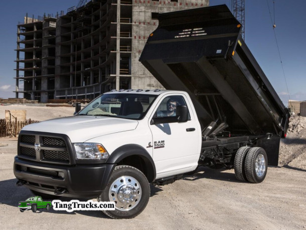 2016 Ram 4500-5500 Chassis Cab price