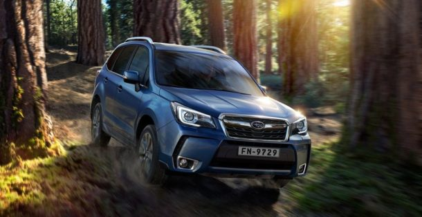 2016 Subaru Forester Front view