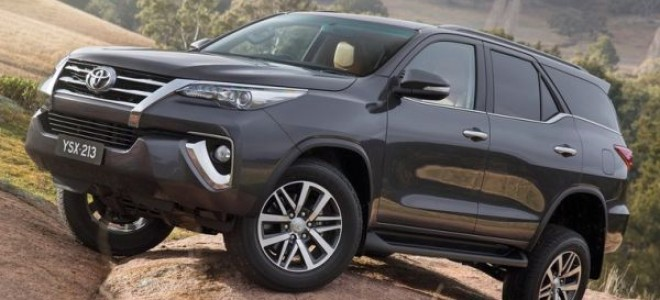2016 Toyota Fortuner Interior Specs And Review