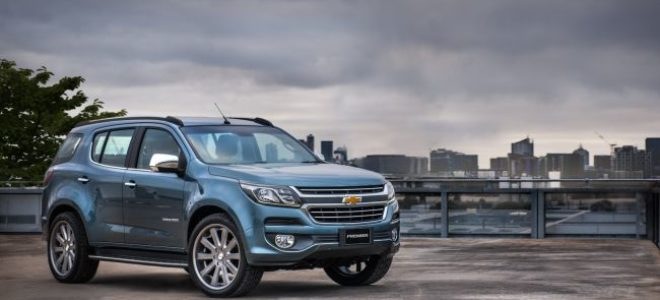 2017 Chevrolet Trailblazer Review Price Specs Colors Release Date