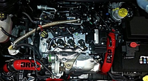 2017 Dodge Dart SRT4 engine