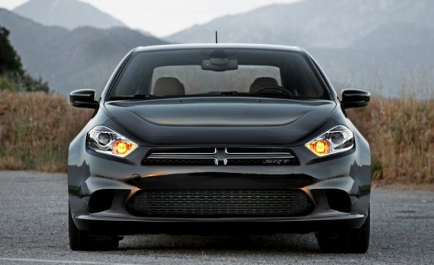 2017 Dodge Dart SRT4 front view