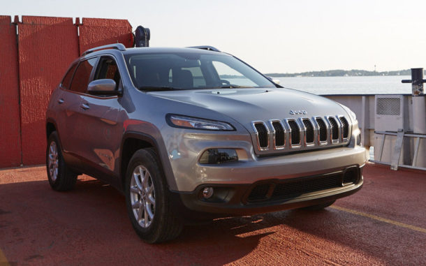 2016 model shown; Source: jeep.com