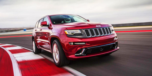 2017 Jeep Grand Cherokee Trackhawk featured