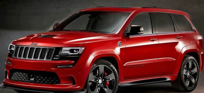 2017 Jeep Grand Cherokee Redesign And Price