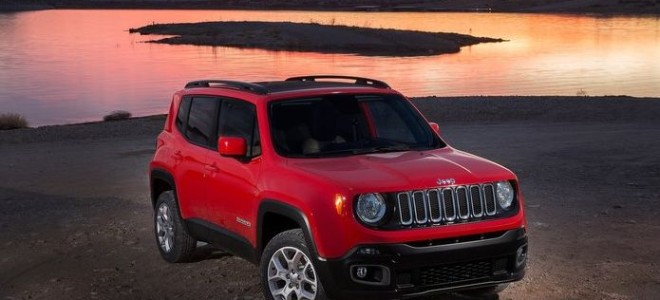 2017 Jeep Renegade Release Date