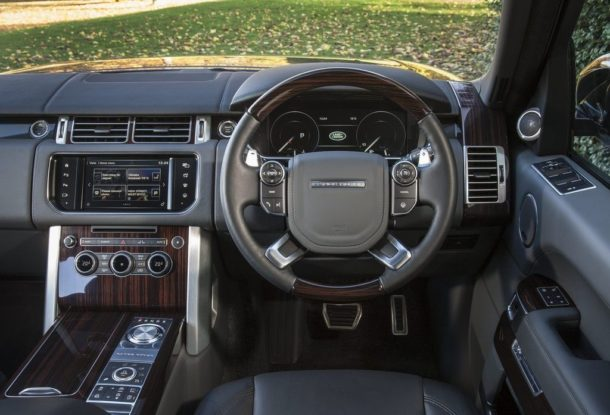2016 Land Rover Range Rover SV Autobiography LWB; Source: netcarshow.com