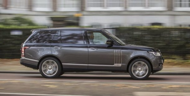 2016 Land Rover Range Rover SV Autobiography LWB shown