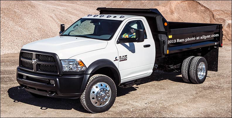 2017 Ram 4500 - 5500 review