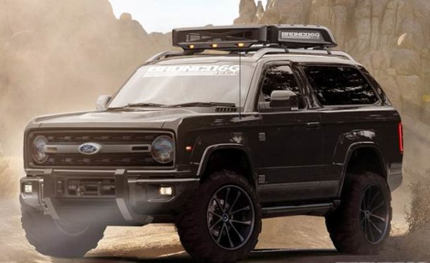 2018 Ford Bronco Price Release Date And Detail