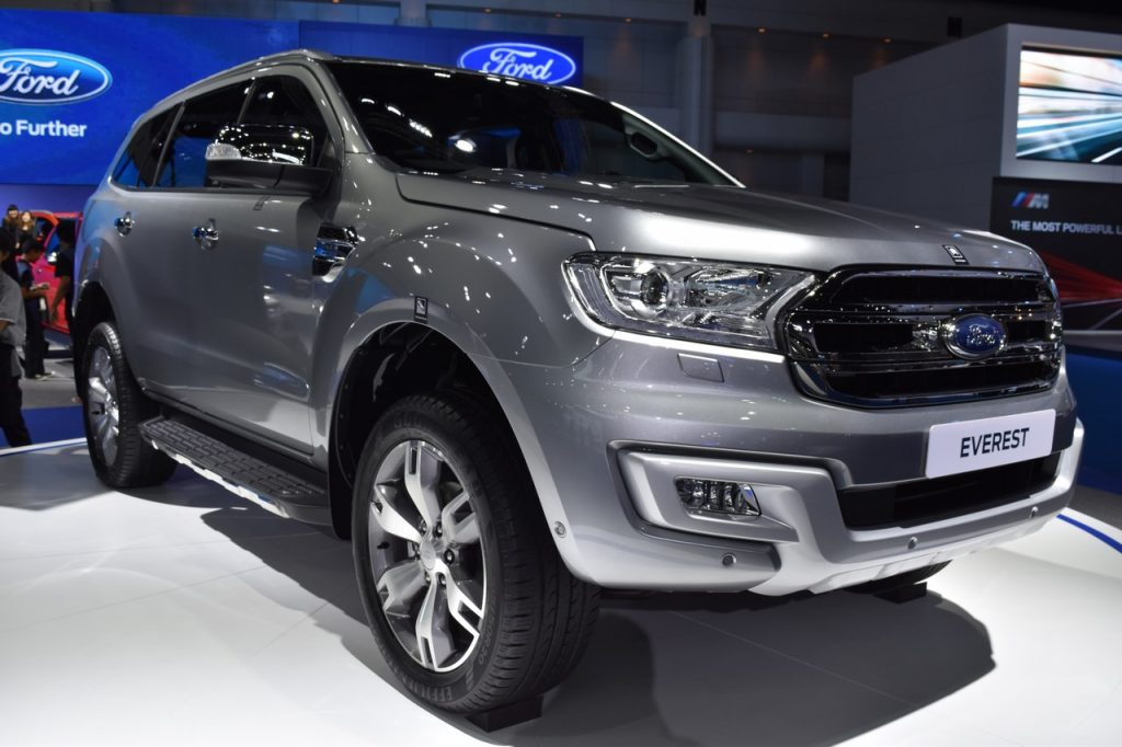 2018 Ford Everest Release Date And Price >> 2018 Ford Endeavour Design Engine Specs Interior Features Price