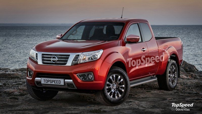 2018 nissan cummins. unique cummins 2018 nissan frontier rendering to nissan cummins