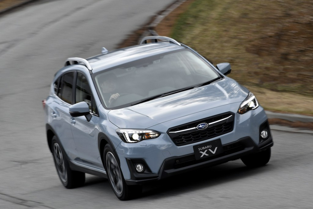 2018 subaru ground clearance. delighful 2018 2018 subaru xv 3 in subaru ground clearance 8