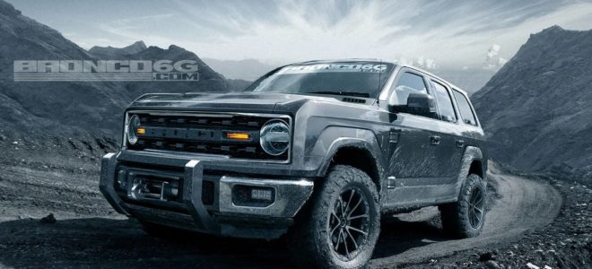 Ford Bronco 2020 Price Interior Exterior Engine Specs Features