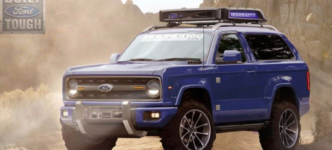 2020 Ford Bronco Interior Specs Engine Design Pictures