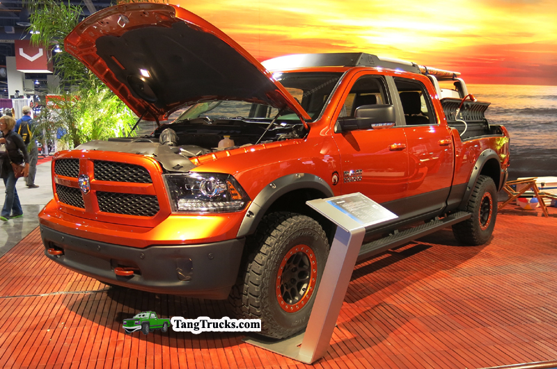 2017 Ram 1500 Sun Chaser Review