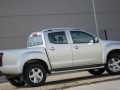 2015 Isuzu D-MAX side view