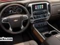 2015 Chevrolet Silverado HD interior