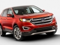 2016 Ford Edge front side
