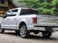 2016 Ford F150 rear angle