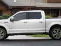 2016 Ford F150 side