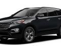 2016 Hyundai Santa Fe front view