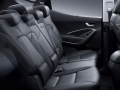 2016 Hyundai Santa Fe back seats side view