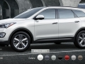2016 Hyundai Santa Fe front side