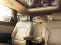 2016 Hyundai Santa Fe interior back view