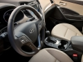 2016 Hyundai Santa Fe interior upper view