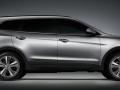 2016 Hyundai Santa Fe side view