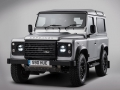 2016 Land Rover Defender heritage edition 2