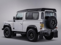 2016 Land Rover Defender heritage edition rear