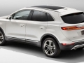 Exterior 2016 Lincoln MKC rear side
