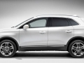 Exterior 2016 Lincoln MKC side