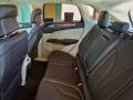 Interior 2016 Lincoln MKC back seats