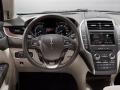 Interior 2016 Lincoln MKC steering wheel