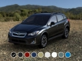 2016 Subaru Crosstrek colors