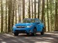 2016 Subaru Crosstrek front view