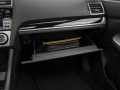 2016 Subaru Crosstrek inteiror details