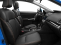 2016 Subaru Crosstrek inteiror side view