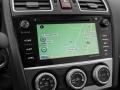 2016 Subaru Crosstrek interior screen