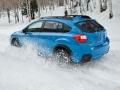 2016 Subaru Crosstrek rear angle