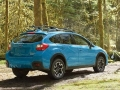 2016 Subaru Crosstrek rear view