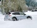 2016 Subaru Crosstrek snow