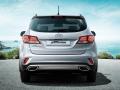 2017 Hyundai Grand Santa Fe Back